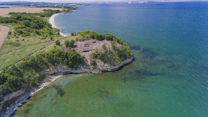 Археолози разкриват тайните на залива Ченгене скеле до Бургас