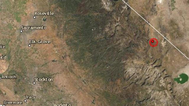 Силно земетресение разтърси Калифорния