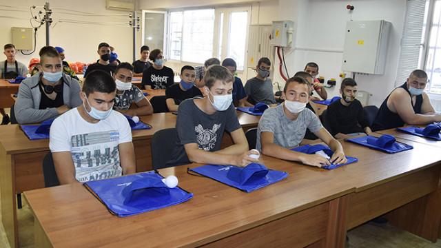 Учебният център на ЕНЕРГО-ПРО посрещна ученици от Професионалната гимназия по електротехника