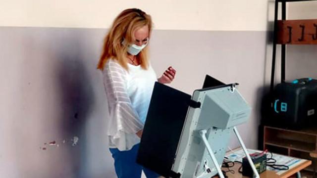 Доц. д-р инж. Медиха Хамза: Гласувам за България и най-ценното ѝ богатство - хората!