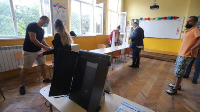 ГЕРБ със сигнали за проблеми с машините във Варна, Бургас и Пловдив