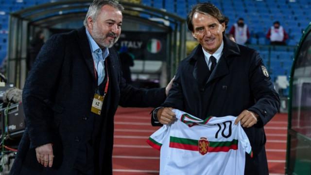 България ще е съперник на европейския шампион в първия официален мач след триумфа
