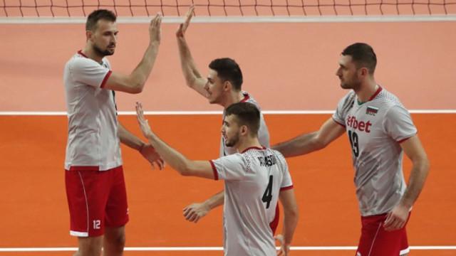 Националите по волейбол тръгват за Евроволей 2021 през Израел
