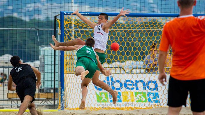 Унгария и Швеция са шампиони на  Европейското по плажен хандбал във Варна