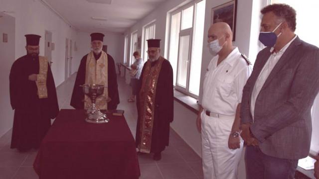 С официална церемония откриха военноморския координационен елемент за Черно море