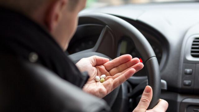 21-годишен мъж от Суворово е шофирал след употреба на наркотици