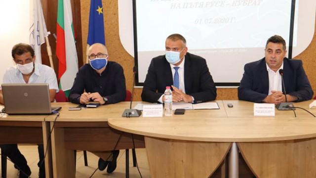 Рехабилитацията на пътя Русе - Кубрат започва през септември