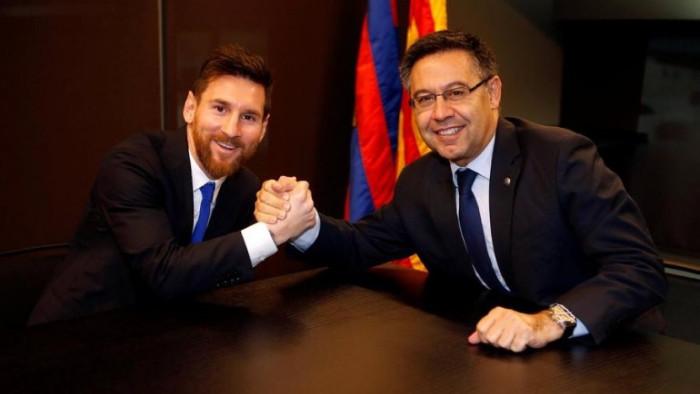 Сделката е факт! Меси остава в Барселона до 2026 година