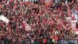 Масово без маски, без дистанция, без контрол на стадиона (СНИМКИ)