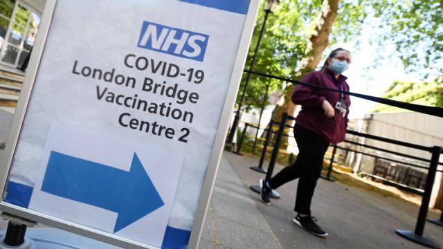 COVID-19: Нов рязък ръст на новозаразените и починалите във Великобритания