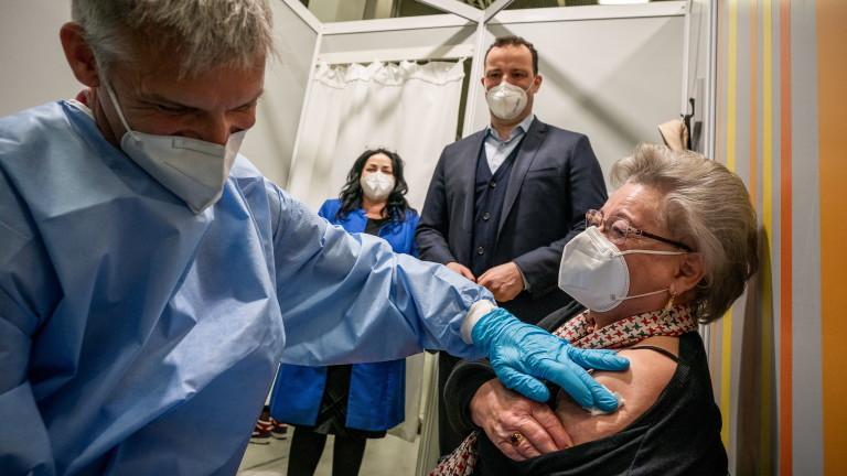В ЕС се очаква рязко нарастване на заразените с COVID-19