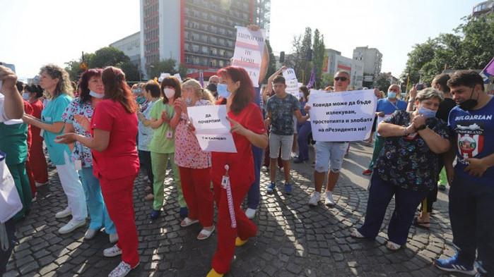 Гроздан Караджов: Когато лекарите протестират, обществото боледува!