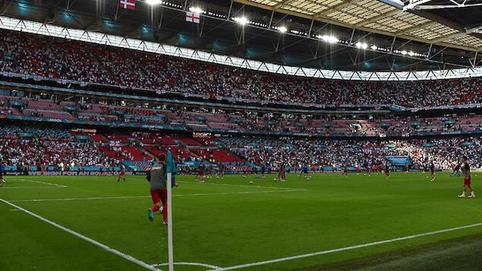 """""""Уембли"""" приема финала на Шампионска лига през 2024"""