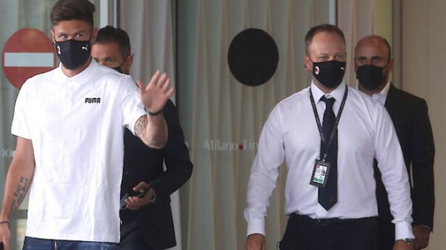 Милан официално потвърди трансфера на Жиру