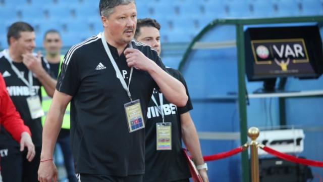 Любо Пенев готви промени в ЦСКА