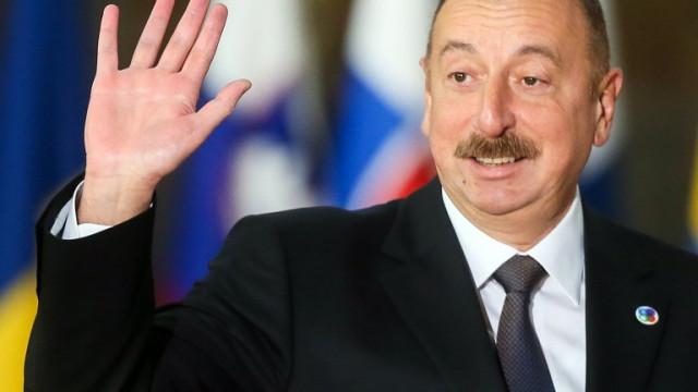 Илхам Алиев предлага на Армения мирни преговори