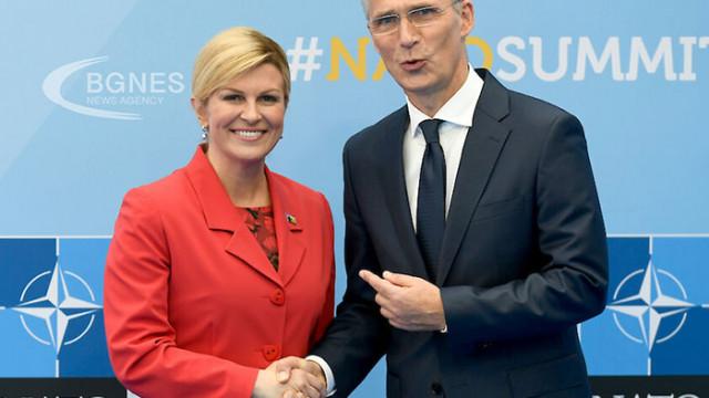 Ще има ли НАТО за първи път жена генерален секретар?