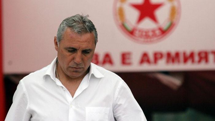 Стоичков отхвърлил оферта за президентския пост в ЦСКА