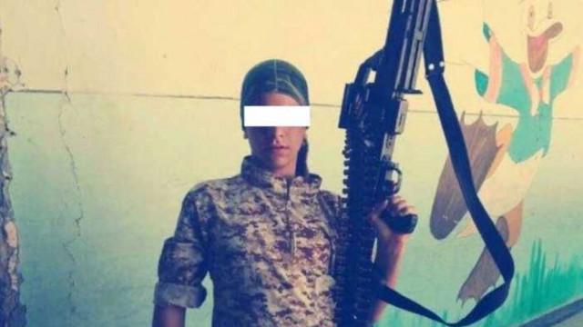 Обвинения за българина, сражавал се за ИДИЛ в Сирия