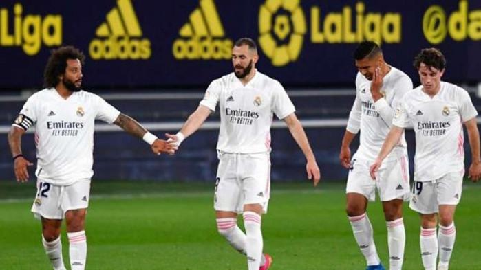 Футболистите на Реал Мадрид се ваксинираха срещу COVID-19