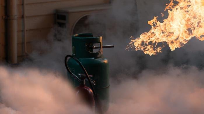 Инцидент с газова бутилка прати жена в болница с изгаряния във Варна