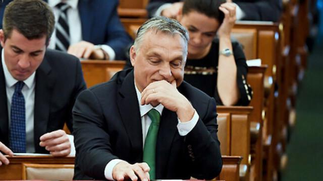 """Шпионският скандал """"Пегас"""" засилва страховете у критиците на Орбан"""
