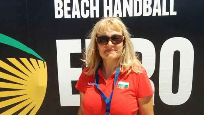 Марияна Стаматова: Трудно е да организираш успешно голямо първенство по време на пандемия