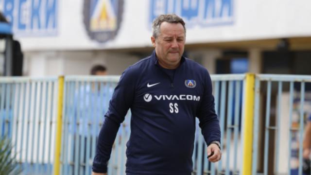 Славиша Стоянович разочарован от някои хора в Левски
