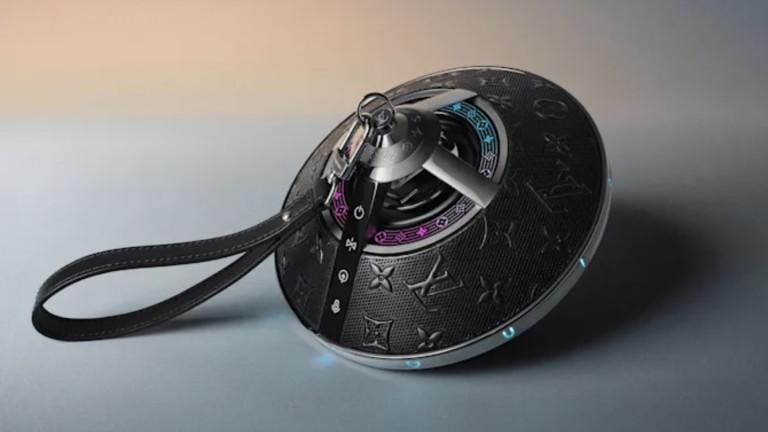 Преносим високоговорител за 3000 долара пуска Lоuis Vuitton