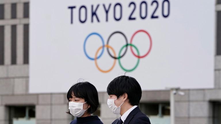 Липсата на публика на Олимпийските игри може да струва на японската икономика $1,3 милиарда