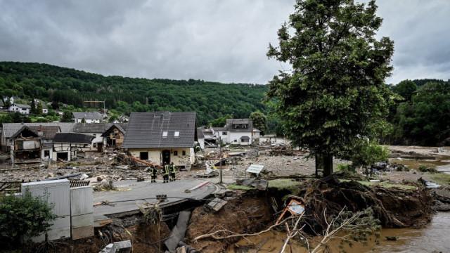 Цената на наводнението в Германия: властите одобриха пакет от €400 милиона за помощ