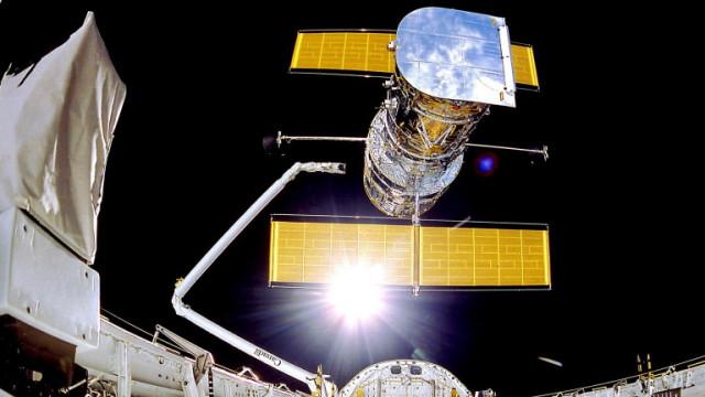 НАСА не смята Русия за съперник в космоса