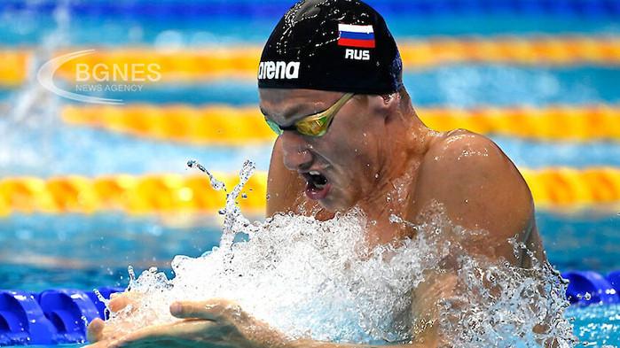 Руска звезда в плуването даде положителен тест и пропуска Токио 2020