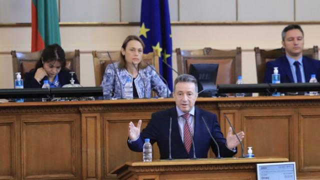 Янаки Стоилов: ВСС постави щита пред Гешев толкова напред, че друг министър да поиска оставката му