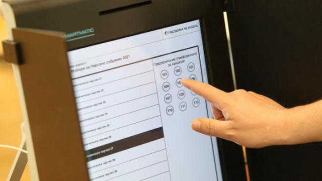 МВнР още не може да предаде всички изборни книжа и машини на ЦИК