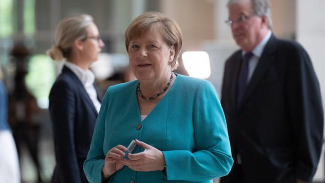 Меркел: COVID-19 е най-сериозното предизвикателство за ЕС в историята му