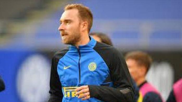Ериксен не може да играе в Серия А с дефибрилатор