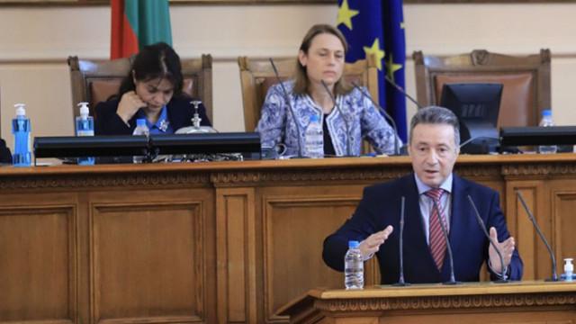 Янаки Стоилов: Въпросът за отстраняването на Иван Гешев няма да приключи с вчерашното решение на ВСС