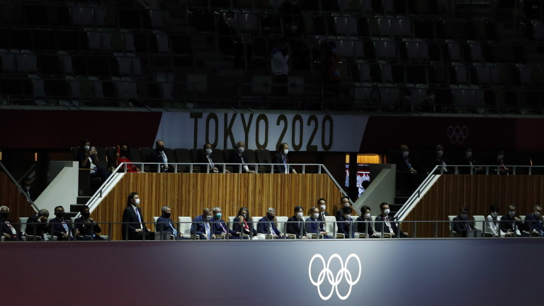 Олимпийските игри в Токио започнаха при почти затворени врати