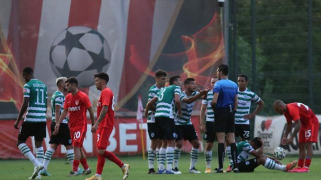 Царско село и Черно море стартираха с нулево равенство сезона в efbet лига