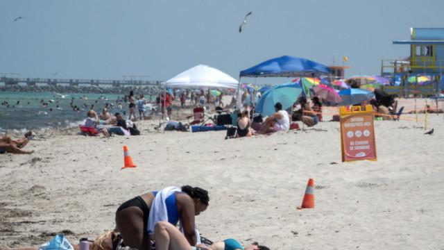 Флорида регистрира рекордни 10 000 заразени с коронавирус за ден