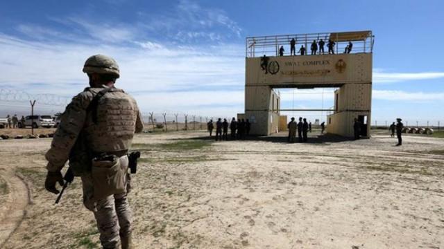 Дрон атакува база в Ирак с военни на САЩ