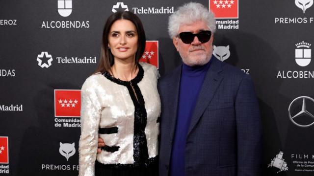 Алмодовар ще снима филм за майчинството с Пенелопе Крус