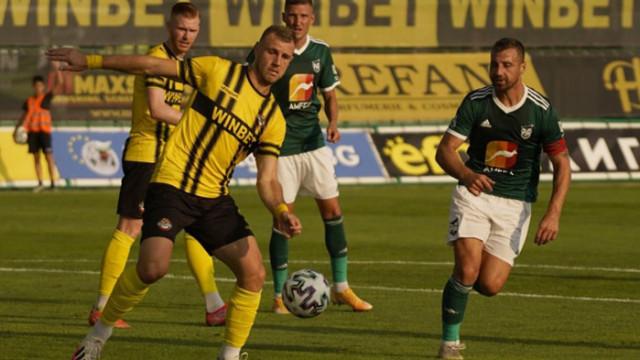 Ботев Пд взе победата от Пирин в първия кръг на efbet лига
