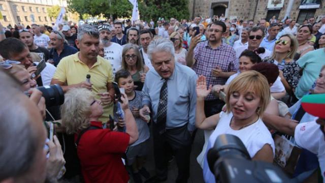 Рашков за Борисов: Щурмът на простащината започна