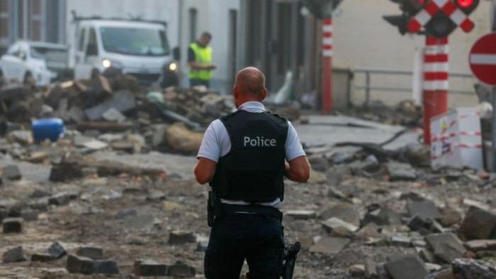 Нови разрушителни наводнения в Белгия (СНИМКИ)