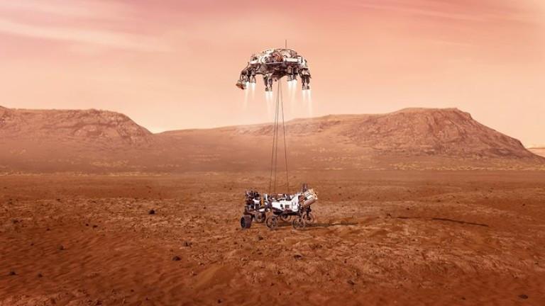 Петте основни трудности пред научнофантастичния сюжет за колонизацията на Марс