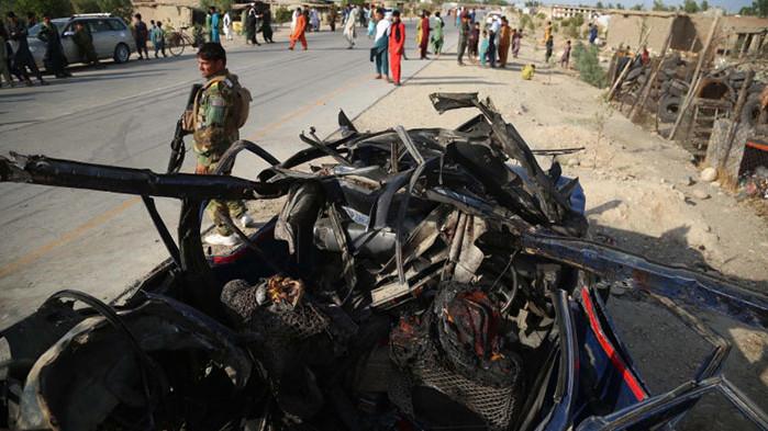 Рекорден брой цивилни жертви в Афганистан през май и юни