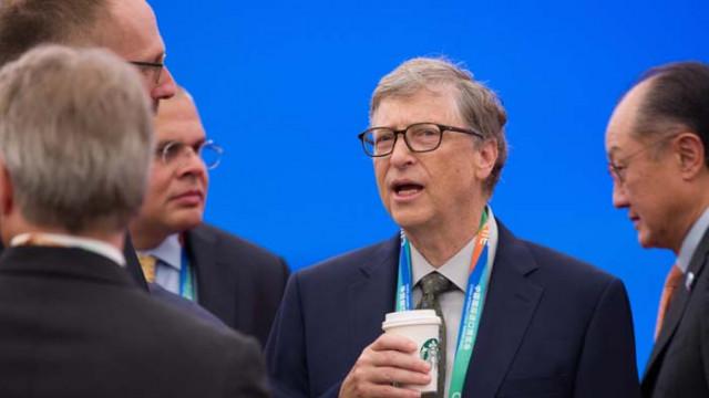 Бил Гейтс: Фейсбук дезинформира за коронавируса