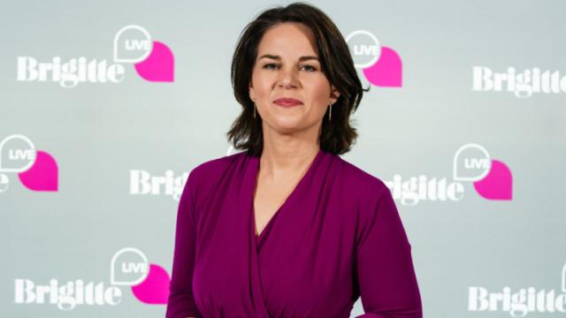 """Кандидатката на Зелените за канцлер на Германия се извини за използването на думата """"негър"""""""